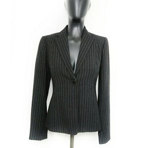 Calvin Klein pinstripe blazer